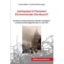 Justizpalast in Flammen!...